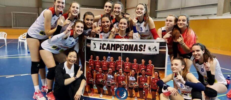 CV Albacete Campeón Regional JF