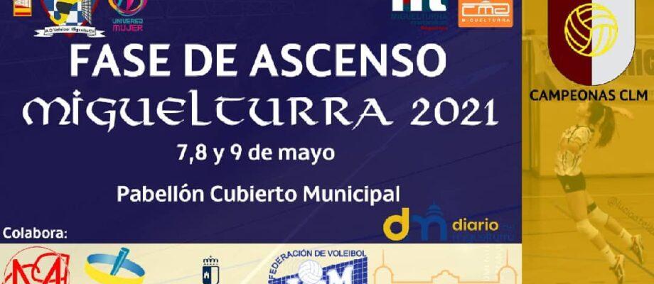 ¡Fase de Ascenso a 1ª División Nacional Femenina en Miguelturra!